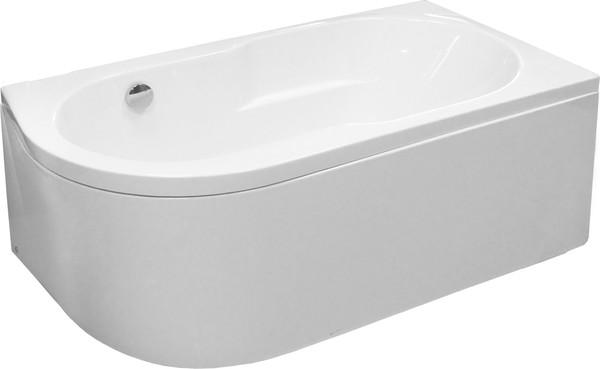 Акриловая ванна Royal Bath Azur RB 614202 R 160x80 с каркасом