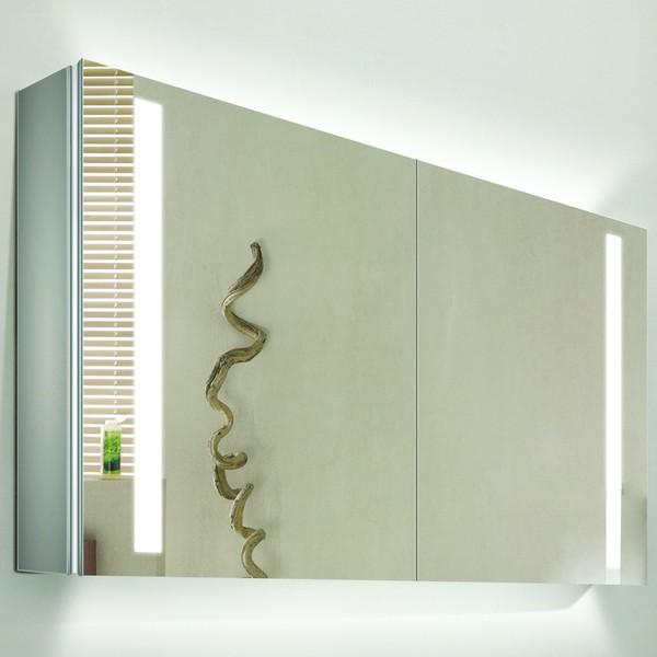 Зеркало-шкаф Esbano ES-2406 90 х 70 см с подсветкой