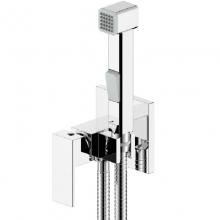 Гигиенический душ Olive'S Granada 05131GN со смесителем, С ВНУТРЕННЕЙ ЧАСТЬЮ