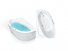 Акриловая ванна Bach Белла 165x110 L