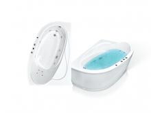 Акриловая ванна Bach Белла 165x110 R