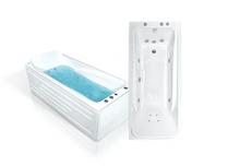Акриловая ванна Bach Марианна 150x72 Система 1