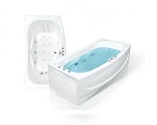 Акриловая ванна Bach Джени 190x110 Система 5