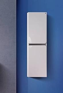Шкаф-пенал Belux Париж белый R