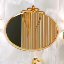 Зеркало La Beaute Charante 100 бежевое, декор золото