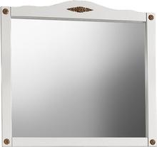 Зеркало Belux Империя 105 белое