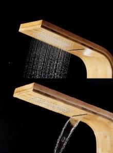 Душевая панель GPD DSP06 Бамбук