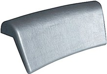 Подголовник для ванны Riho AH 11 Colorado silver