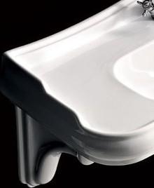 Керамический держатель для раковины Kerasan Retro 1079 01 2 шт.