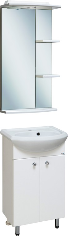 Мебель для ванной Runo Уют 45