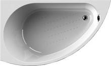 Акриловая ванна Radomir Бергамо 168x100 левая
