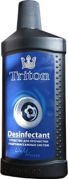 Средство для ванн Triton для гидромассажных систем