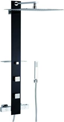 Душевая панель Valentin I-Deco black