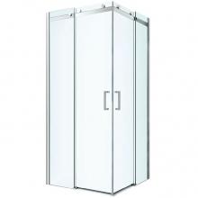 Душевой уголок Berges Wasserhaus Gelios 90х90 061022 профиль Хром стекло прозрачное