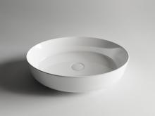 Раковина накладная Ceramica Nova Element CN5002 55х40 см, белый
