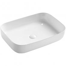 Раковина накладная Ceramica Nova Element CN5004 60х42 см, белый