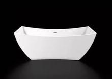 Акриловая ванна Lagard Issa White Star