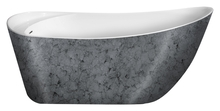 Акриловая ванна Lagard Minotti Treasure Silver