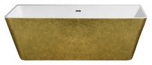 Акриловая ванна Lagard Vela Treasure Gold