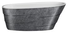 Акриловая ванна Lagard Auguste Treasure Silver