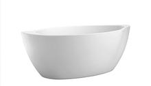 Акриловая ванна Lagard Versa White Star