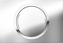 Кнопка смыва Mepa Zero 421858 хром