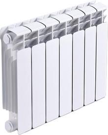 Радиатор биметаллический Rifar Base 350 7 секций