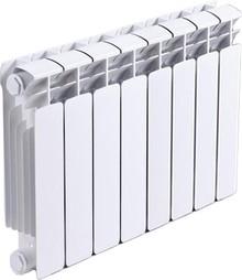 Радиатор биметаллический Rifar Base 350 8 секций