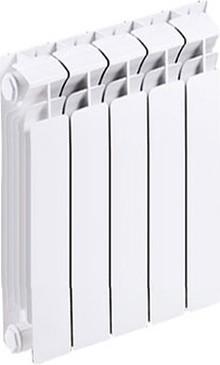Радиатор биметаллический Rifar Base 500 5 секций