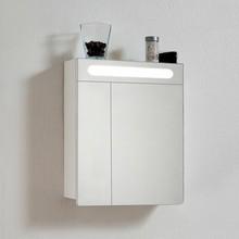 Зеркало-шкаф Edelform Glass 60 с подсветкой