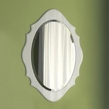 Зеркало Edelform Mero 80/100 белое, с подсветкой