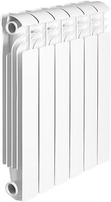 Радиатор алюминиевый Global Iseo 500 6 секций