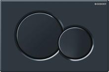 Кнопка смыва Geberit Sigma 01 115.770.DW.5 черная