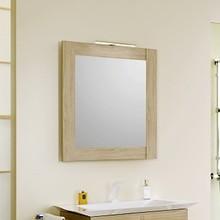 Зеркало Aqwella 5 stars Symphony Л7 дуб сонома