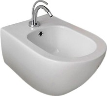 Биде подвесное Kerasan Aquatech 372501