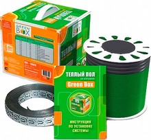 Теплый пол Теплолюкс Green Box GB-1000 комплект