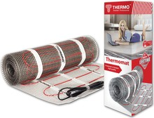 Теплый пол Thermo Thermomat TVK-130 1