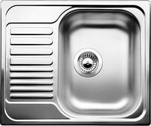 Мойка кухонная Blanco Tipo 45 S Mini сталь матовая