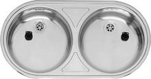 Мойка кухонная Reginox Andalucia LUX SPOSP сталь