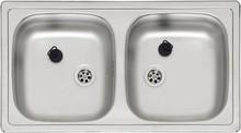 Мойка кухонная Reginox Beta 20 LUX SPOSP сталь