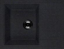 Мойка кухонная Whinstone Мунго 650 черный