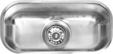 Дополнительная мойка Reginox L18 4018 LUX OKG сталь