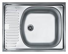Мойка кухонная Franke Eurostar ETN 611-56, сталь, без перелива