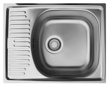 Мойка кухонная Franke Eurostar ETL 611-56 сталь