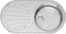 Мойка кухонная Reginox Galicia LUX OKG сталь