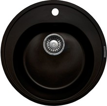 Мойка кухонная Lava R2 черная