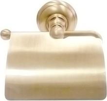 Держатель туалетной бумаги Nicolazzi Classica 1492BZ с крышкой
