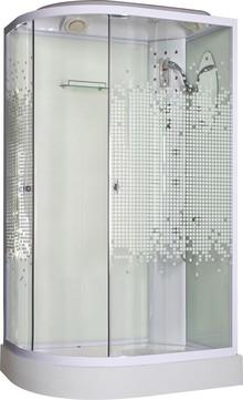 Душевая кабина Niagara NG-303-01R 120х80х220 мозаика