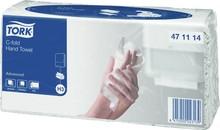 Бумажные полотенца Tork Singlefold 471114 H3 (Блок: 20 уп. по 120 шт.)