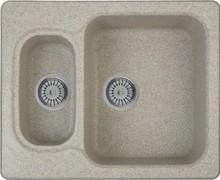 Мойка кухонная Whinstone Гарда 1 1/2B бежевый